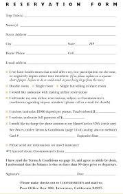 travel reservation images Reservation form reservation form reservation form rental jpg