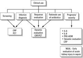 use of biomarkers in pediatric sepsis literature review