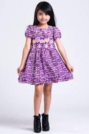 model baju 10 model baju batik anak perempuan modern terbaru 2018