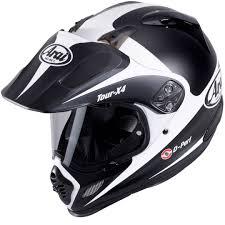 arai helmets motocross arai tour x 4 route enduro helmet white matt buy cheap fc moto