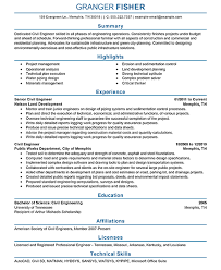 American Resume Examples by Shining Resume Example 16 3 Amazing Engineering Examples Cv