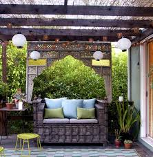 Outdoor Moroccan Furniture by Opt For Great Outdoor Lighting Starr Miller Interior Design Inc