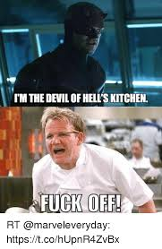 Hells Kitchen Meme - 25 best memes about hell s kitchen hell s kitchen memes
