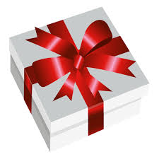 wrapped gift box wrapped gift box transparent png svg vector