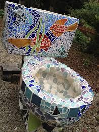Ceramic Garden Art Fountain Garden Art Home Outdoor Decoration