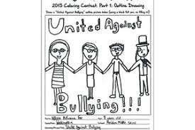 Meridian Schools Contests Safe Fleet Announces Part 1 Winner Of Anti Bullying Coloring Contest
