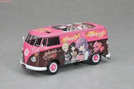 volkswagen valentines volkswagen type2 delivery van egg girls happy valentine model