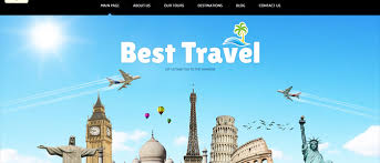 40 stunning travel joomla templates for your travel business