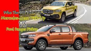 ranger ford 2019 2018 mercedes benz x class vs 2019 ford ranger wildtrack youtube