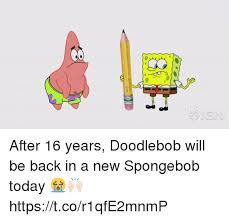 Doodlebob Meme - 25 best memes about doodlebob doodlebob memes