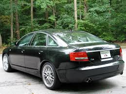 audi a6 modified 2007 audi a6 big shoes to fill