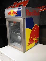 fridge red light for sale red bull mini fridge refrigerator myg37