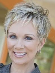 photo gallery of short hairstyles for over 50s viewing 2 of 15