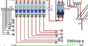 electrical wiring interesting distribution board wiring for