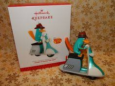 details about hallmark disney phineas and ferb 2013 ornament