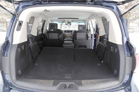 infiniti qx60 trunk space review 2015 infiniti qx80 canadian auto review