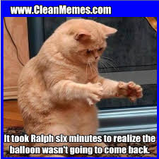 Baby Smurf Meme - balloon not coming back clean memes the best the most online