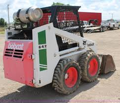 1983 bobcat 642 skid steer item h2534 sold june 26 cons
