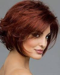 wigs short hairstyles round face short haircuts for women with fine hair round faces over 60 by