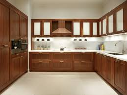 Natural Cherry Shaker Kitchen Cabinets Recycled Countertops White Shaker Kitchen Cabinets Lighting