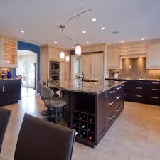 love the blonde cork floor in this kitchen dream kitchen ideas