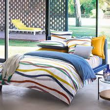 envolee bed set printed bed sets bed linen olivier desforges