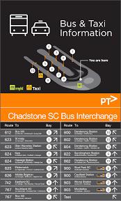 chadstone shopping centre floor plan new chadstone bus interchange public transport victoria