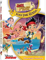 jake land pirates land rescue dvd