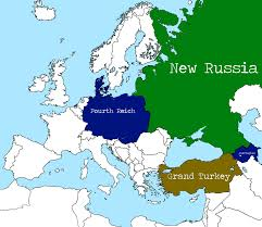 russia map alternate future of europe part 3 new russia map