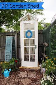 How To Build A Small Outdoor Shed by 31 Diy Storage Sheds And Plans To Make This Weekend Diy Joy