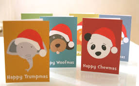 cards pack of six for children animal