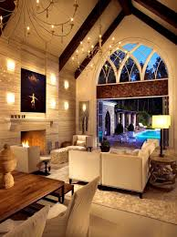 bedroom tasty vaulted ceiling living room design ideas rustic