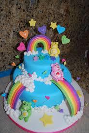 care bear cake u2026 pinteres u2026