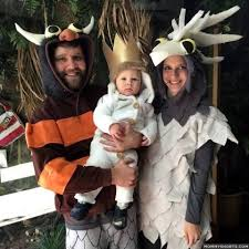where the things are costume 16 clever family costume ideas for 2017
