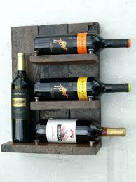 Wood Storage Rack Woodworking Plans by Wine Rack Wood Crate Wine Rack Diy Wine Rack Wood Shelf Diy