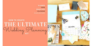 ultimate wedding planner everything you need to build the ultimate wedding planning kit