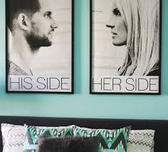 22 best his and hers room decor images on pinterest apartment