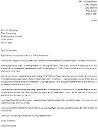 pilot trainee cover letter