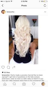 Clip In Hair Extensions Columbus Ohio by 14 Best Halo Couture Extensions Images On Pinterest Extensions