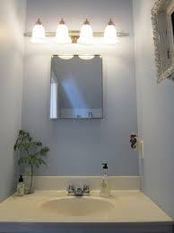 half bathroom makeover