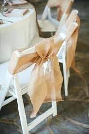 Chair Sash Rental Burlap Chair Bows U2013 Bazaraurorita Com