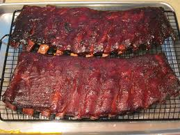 siege rib authentic bbq ribs low and