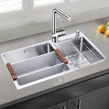 kitchen sinks and faucets oversized kitchen sinks