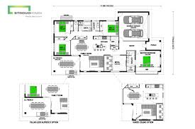 The Metz Floor Plan Avoca 247 Home Design In Mountain Facade Stroud Homes