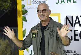 comedian tv star howie mandel performing at jackson college