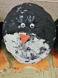 paper mache penguin project for kids u0026 classrooms
