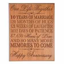10th wedding anniversary gift ideas 10 year wedding anniversary gifts fresh 10th wedding anniversary