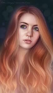 the daria hair exle girl portrait by ennya7 deviantart com on deviantart rammy