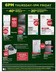 sears after thanksgiving sale sears appliances black friday appliances ideas