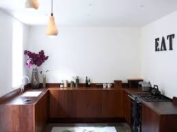 kitchen with shelves no cabinets ideas for that awkward space above your kitchen cabinets